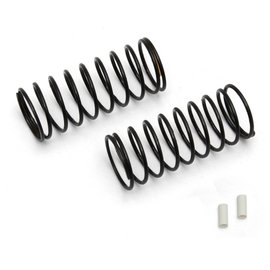 Team Associated ASC91328  B6 FT Front Spring White 12mm 3.30 lbs (2)