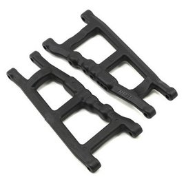 RPM R/C Products RPM80702 Black Front or Rear A-Arm Set Slash 4x4, Stampede 4x4 & Rally
