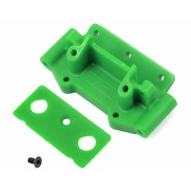 RPM R/C Products Green Traxxas 1/10 2wd Front Bulkhead