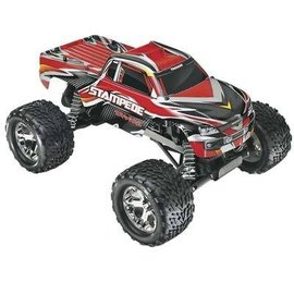 Traxxas Stampede RTR w/XL-5 ESC Red