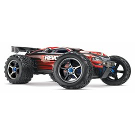 Traxxas E-Revo Brushless 4WD Monster Truck, RTR w/ TQi 2.4GHz Blue