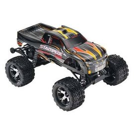 Traxxas TRA36076-3 Stampede VXL 1/10 RTR 2WD Monster Truck Black