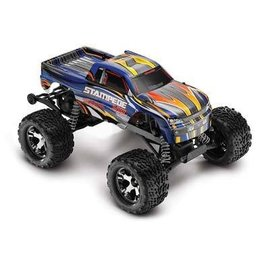 Traxxas TRA36076-3 Stampede VXL 1/10 RTR 2WD Monster Truck Blue