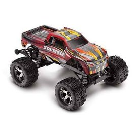 Traxxas TRA36076-3 Stampede VXL 1/10 RTR 2WD Monster Truck Red