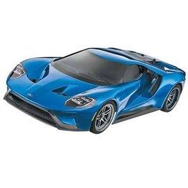 Traxxas Ford GT 1/10 Scale AWD Supercar RTR w/ XL-5 & TSM Blue