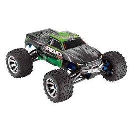Traxxas 1/10 Revo 3.3 4WD Nitro RTR w/Tqi Green