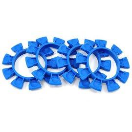 J Concepts JCO2212-1 Satellite Tire Gluing Rubber Bands Blue