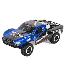 Traxxas OBA Slash 2WD Blue RTR, w/ On Board Audio, Radio, iD Battery and Charger