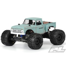 Proline Racing 1966 Ford F-100 Clear Body for Stampede