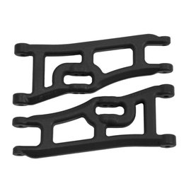 RPM R/C Products Black Wide 2wd Front A-arms for e-Rustler & Stampede