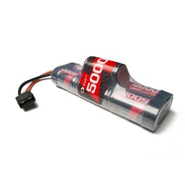 Racers Edge 5000mAh 8.4V 7 Cell NiMh Hump Battery Pack with TRX Connector