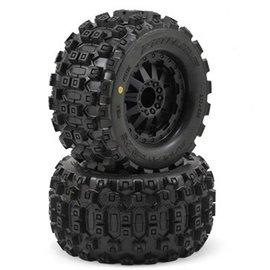 "Proline Racing PRO10125-14 Badlands 2.8"" Mounted Tires"