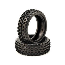 """Proline Racing Wide Wedge 2.2"""" 2WD Buggy Front Tires in Z3 (Medium Carpet) Compound (2)"""