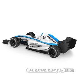 J Concepts J21 Clear Body LTWT :ASC F6