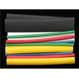 Dubro Heat Shrink Tube Assorted (12)