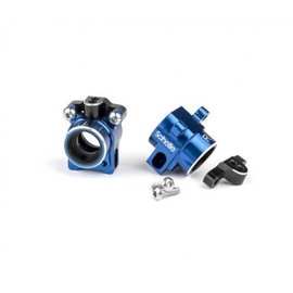 Schelle Racing Aluminum Hub Set Blue B6 | B6D