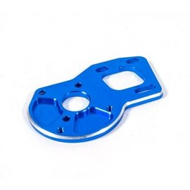 Schelle Racing Laydown Motor Plate, Blue B6
