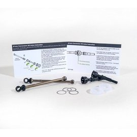 Schelle Racing 67mm B6 Conversion Set, Light CVA   B6  | B6D