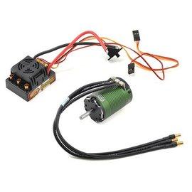 Castle Creations CSE010-0123-03  Sidewinder SCT Combo with 1410-3800KV 5mm Shaft Sensored Motor