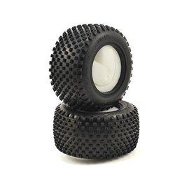 "Proline Racing PRO8263-103 Wedge T 2.2"" Truck Front Tires Z3 (Medium Carpet) (2)"