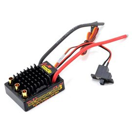 Castle Creations CSE010-0115-00  Sidewinder 3 Waterproof 1:10Th 12V Sport Car ESC