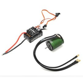 Castle Creations CSE010-0155-01 Mamba X, Sensored, 25.2V WP 1406-4600KV Combo