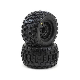 "Proline Racing Badlands MX38 3.8"" All Ter Tires Mounted (2)"