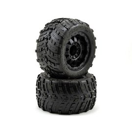 Proline Racing Shockwave 3.8 All Terrain Tires Mounted (2)