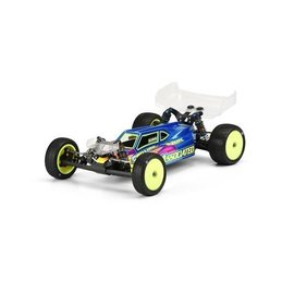 Proline Racing Elite Light Weight Clear Body AE B6  |  B6D