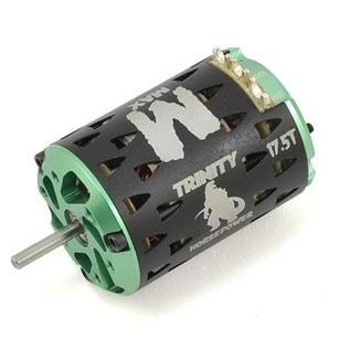 Trinity 17.5T Monster MAX Horsepower Brushless Motor