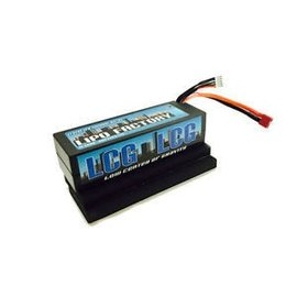 Lipo Factory 5200mAh 4S 14.8v Lipo 55C with Deans