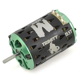 Trinity 13.5T Monster Max Team SPEC Brushless Motor with TEP1119 Rotor