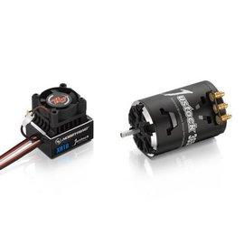Hobbywing HWI38020417 XR10 Justock G2 ESC and 25.5T Motor Combo