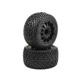 "Proline Racing PRO1172-14 Road Rage 2.8"" Mounted Tires"