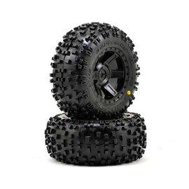 "Proline Racing PRO1173-13 Badlands 2.8"" Mounted Tires"