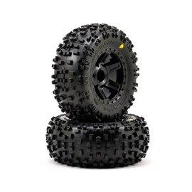 "Proline Racing PRO1173-12 Badlands 2.8"" Mounted Tires"