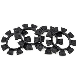 J Concepts JCO2212-2  Satellite Tire Gluing Rubber Bands - Black