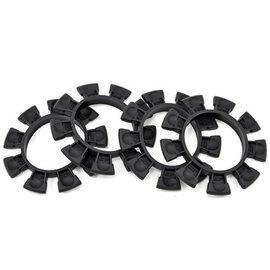 J Concepts JCO2212-2  Satellite Tire Gluing Rubber Bands - Black