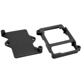 RPM R/C Products Black ESC Cage for Traxxas XL-5 & XL-10 ESCs