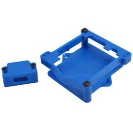 RPM R/C Products RPM73275  Blue Traxxas Sidewinder 3/SCT ESC Cage