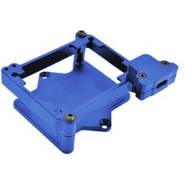 RPM R/C Products Blue ESC Cage for Castle Mamba X ESC