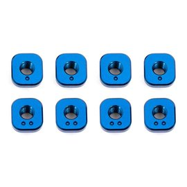 Team Associated Factory Team RC10F6 Camber Bushings, Aluminum