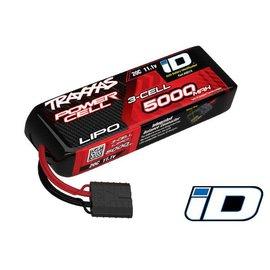 Traxxas TRA2831X 5000mAh 11.1v 3-Cell 20C LiPo Battery  - ATON W/ iD Plug