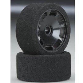 BSR BSR F1015  1/10 Front Pan Car Foam Tire Pink (2)