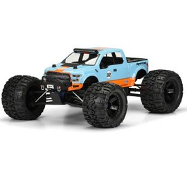 Proline Racing 2017 Ford F-150 Raptor Clear Body for REVO 3.3, MAXX 3.3
