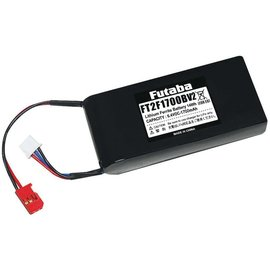 Futaba FT21700B FT2F1700B LiFe Battery 6.6V 1700mAh 4PX
