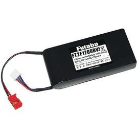 Futaba LiFe Battery 6.6V 1700mAh 4PX