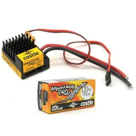 Castle Creations Mamba Max Pro 1 Cell Special Edition 1/10 Brushless ESC