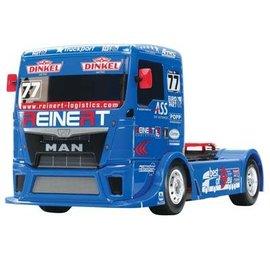 Tamiya Team Reinert Racing MAN TGS Semi Truck Kit