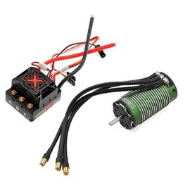 Castle Creations CSE010-0145-03  MONSTER X 25.2V ESC 2200 KV Sensored Motor